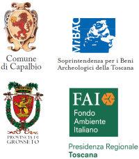 Provincia di Grosseto - Comune di Capalbio - Soprintendenza per i Beni Archeologici della Toscana - FAI Fondo Ambiente Italiano
